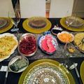 台湾人グループとの新年会 ~ 刺身を和からしで食べるなんて