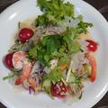 ヤム・ウンセン   タイの春雨サラダ