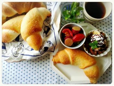 塩パン食べたい人寄っといで~~~♬( *´艸`)