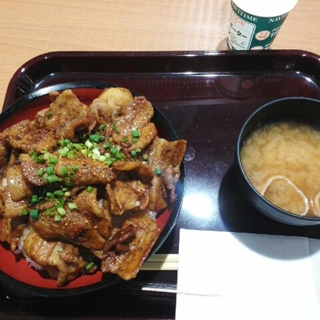 十勝名物豚丼
