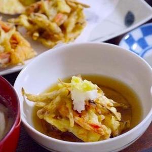知りたい!天ぷらをおいしく作るコツまとめ【かき揚げ編】