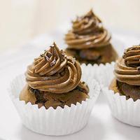 濃厚クリーム!ダブルチョコレートカップケーキの作り方