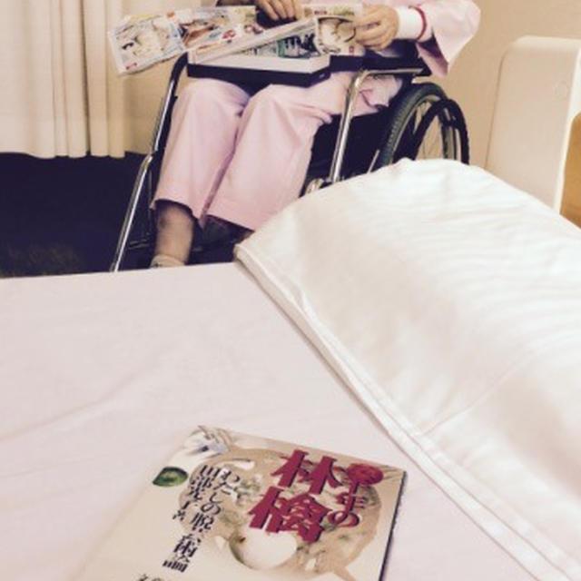 *ミホコは入院できるのか? *たくさんの夏野菜に元気をもらう(o^-')-☆