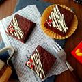 ♡材料2つde作る♪とっても簡単♡生チョコレートケーキ♡バレンタイン*本命チョコ*ガーナチョコ