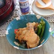 鶏手羽ポン酢煮