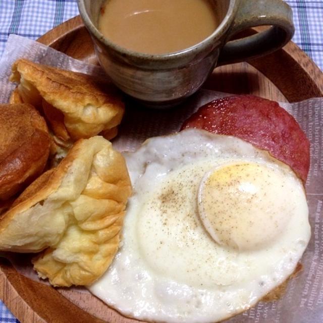「ポップオーバー」朝食にも♪おやつにも♪