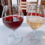 赤湯温泉内のワイナリー、酒井ワイナリーさんで一献