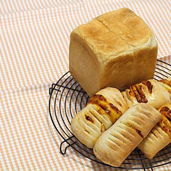角食&もちっとした惣菜パン