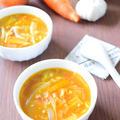 カレールーで作る美味しい野菜スープのレシピ