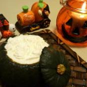 炊飯器で作る☆器ごと食べるHOTかぼちゃプリン