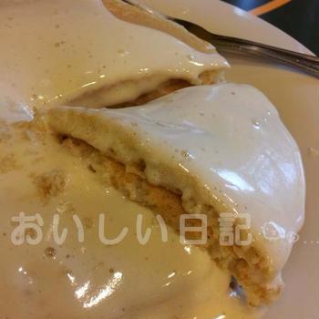 《ハワイ》パンケーキ~天国の海へ