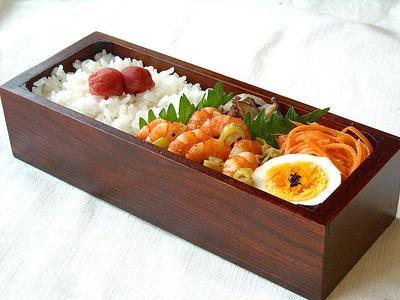 6/1(水)海老とねぎのレモナン炒め弁当
