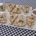 豆腐のオムレツ
