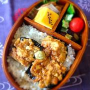 豆腐の蒲焼弁当