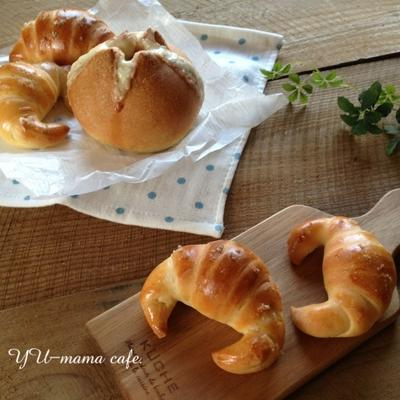 塩パン〜塩ロールぱん〜朝ごはんに 今流行りのパン♪花粉症あなどるなかれ!