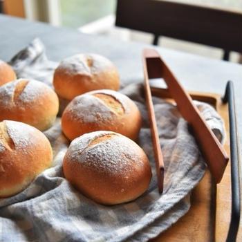 魔法のパン かわいいテーブルパンと30分と3時間の違い??