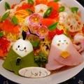 【雛祭り】ちらし寿司toカップちらし