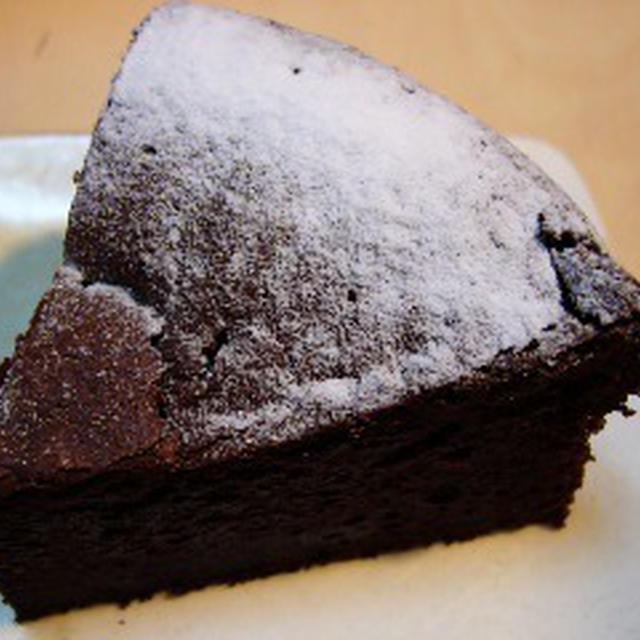 お菓子教室 ~チョコレートケーキ教室~ 2015年12月19日