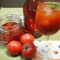 フルブラトマトtoバジルでトマトジュース割り by とまとママさん