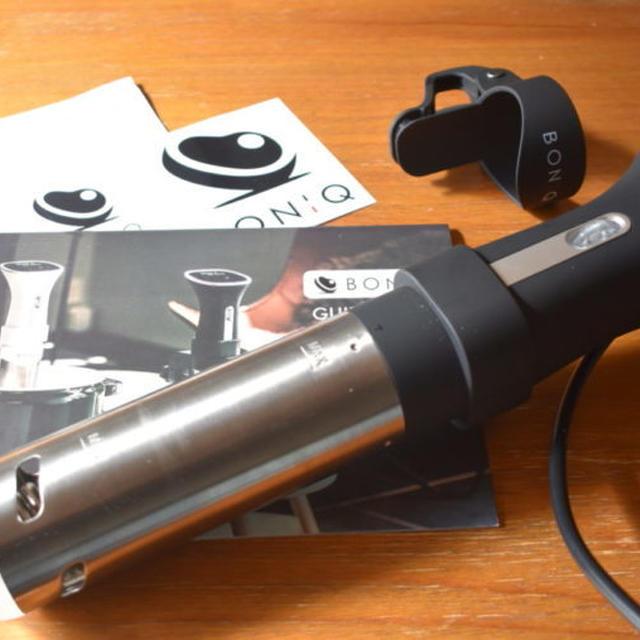 ボニーク 低温調理器BONIQ(ボニーク)を使った感想と口コミ、本当に使えるのかを検証したよ!
