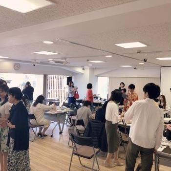 「ネクストフーディスト第1期生キックオフ」イベントに参加させて頂きました。