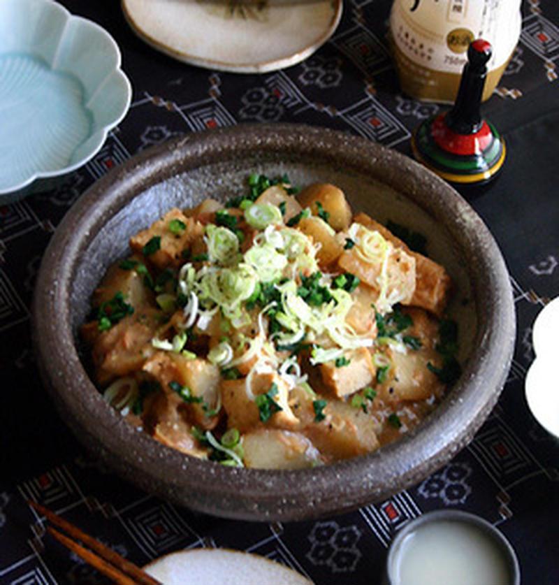 ほっこり美味しい!ごろごろ「野菜の味噌煮込み」レシピ