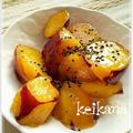材料3つ!炊飯器×千歳飴で超簡単☆大学芋 by keikanaさん