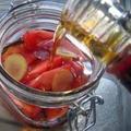 トマトジンジャーのフルーツブランデー by masaさん