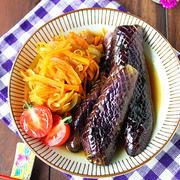 茄子がペロリと食べられちゃう♪時短で茄子と玉ねぎのカレー南蛮漬け☆連載