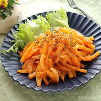 新じゃが新たまのまろやかトマトチーズ炒め☆デルモンテ 基本の完熟トマト・ソース 濃縮タイプ
