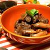 クローブ風味の牛肉ワイン煮