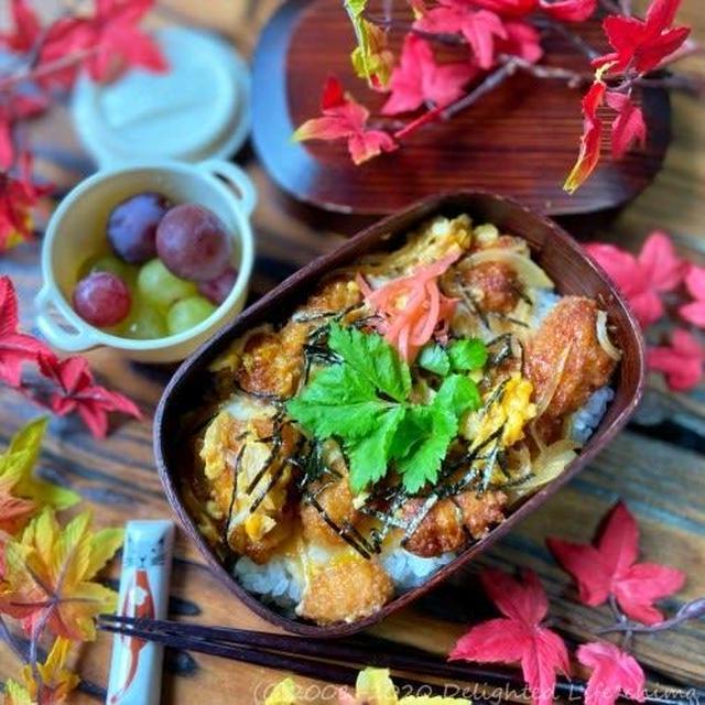 カツ丼のお弁当&ランチ