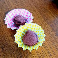 生チョコトリュフ・カルダモン風味