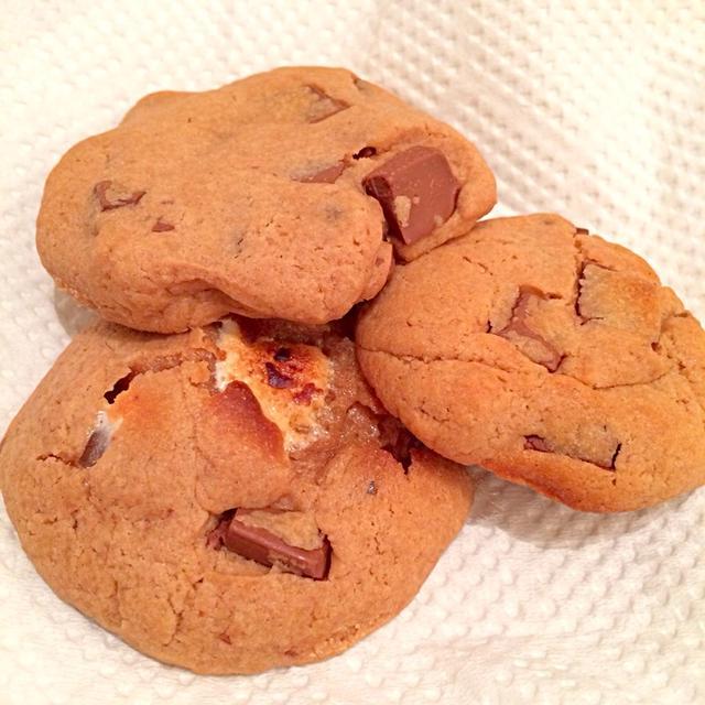 ミロでソフトクッキー!