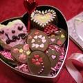 【バレンタイン】シナモンが香るプチプチホワイトデコチョコ by とまとママさん