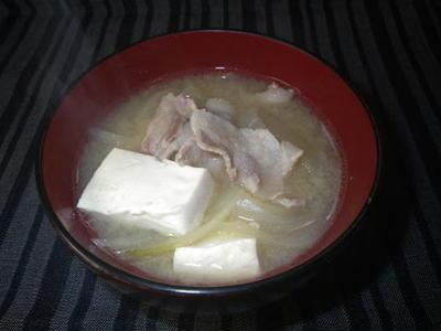 豚汁・料理レシピ
