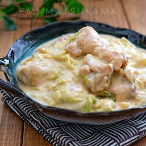 味がしみしみ!「鶏手羽元とキャベツ」のほっこりスープ&煮もの