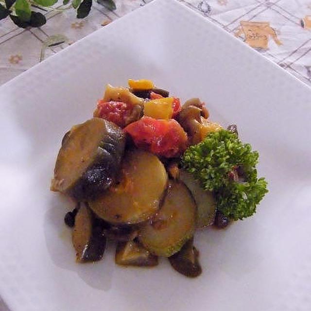夏野菜の恵み♪ラタトゥイユ
