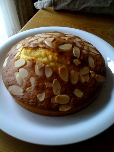 30分でできちゃう簡単レモンケーキ♪