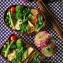 お待ちかね♪春の山菜弁当。