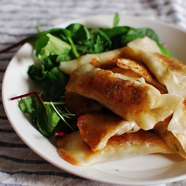 チーズ棒餃子
