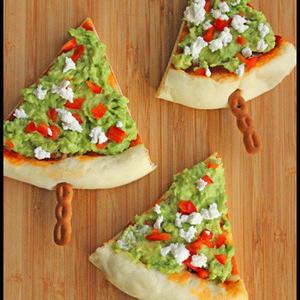 クリスマス気分が盛り上がる♪「ツリーモチーフ」レシピ
