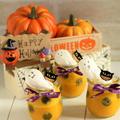 * ハロウィン ♡ 可愛いかぼちゃのドットプリン♪