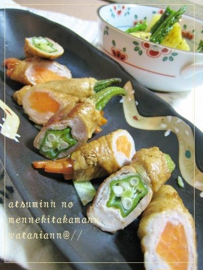 カロリーオフ豚肉料理☆黒酢ソースで&子供新聞