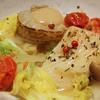 【 ハクサイパッサ 】- 白菜入りアクアパッツァ風 -