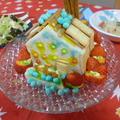 食パン★でお菓子の家♪(今日のイチオシ!に掲載されてます!!) by ゆーれんママさん