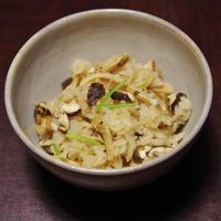 松茸の土瓶蒸し と 松茸ごはん