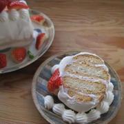 ビスケットケーキ