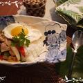鶏肉のバジル炒め by KAZUさん