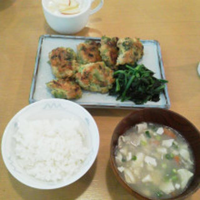 感謝の親子料理教室